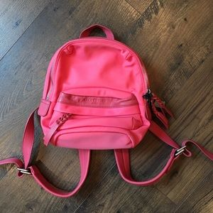 Liebeskind Berline Small Selby Backpack Pink